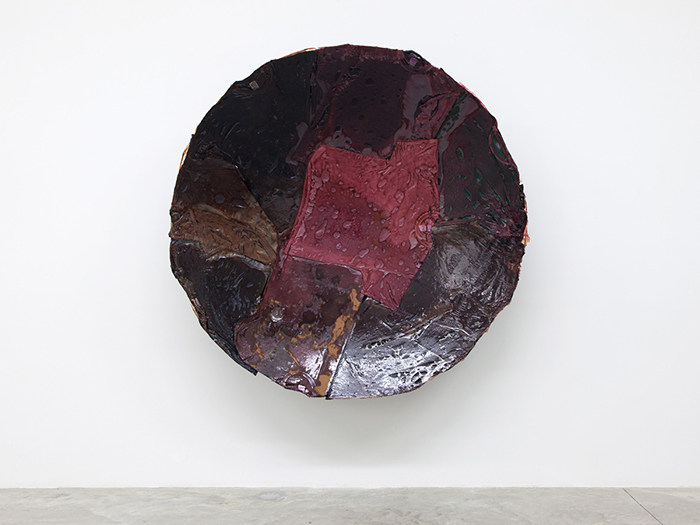 Kevin Beasley, Untitled (Focus Black Boy I), 2015. Courtesy the artist and Casey Kaplan Gallery, New York