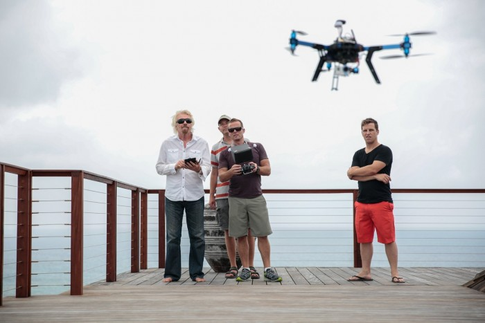 How can we ensure drone usage free of 'creep'?