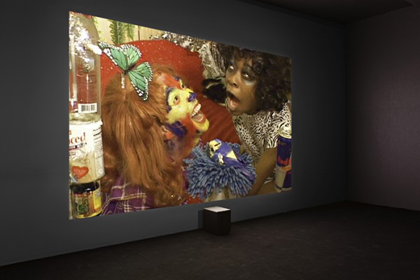 Ryan Trecartin, A Family Finds Entertainment, 2004, Video