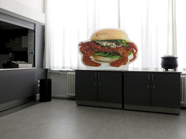 Kasper Hesselbjerg, Soft Shell Crab Sandwich