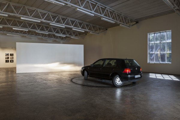 Julius von Bismarck, Jugendbewegung, 2015, Volkswagen Polo IV, Courtesy of the artist Photo: Vegard Kleven © Punkt Ø/ Momentum