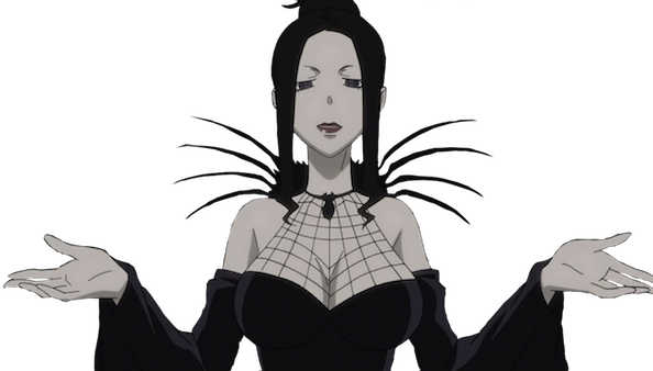A representation of Arachne