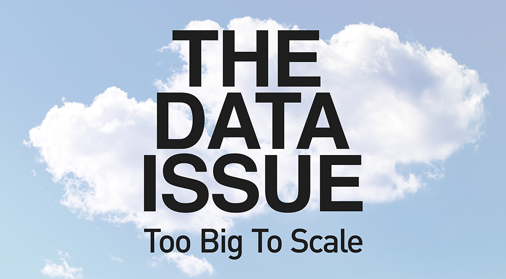 The Data Issue