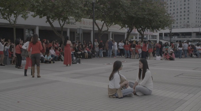 Stefanie Comilang, Lumapit Sa Akin, Paraiso film still.