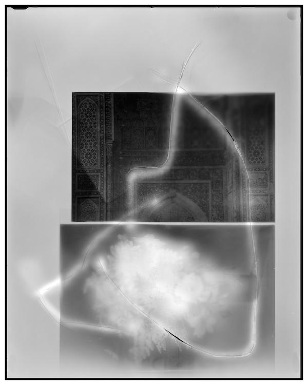 Ketuta Alexi-Meskhishvili Vase, 2013 Archival pigment print 31,5 x 25,5 cm