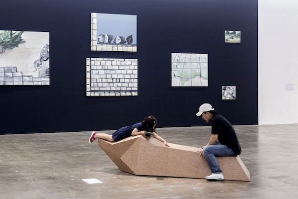 Installation View: The 11th Gwangju Biennale, curated by Maria Lind